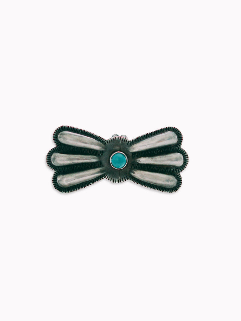 Gypsy Hunter Concho Butterfly Ring