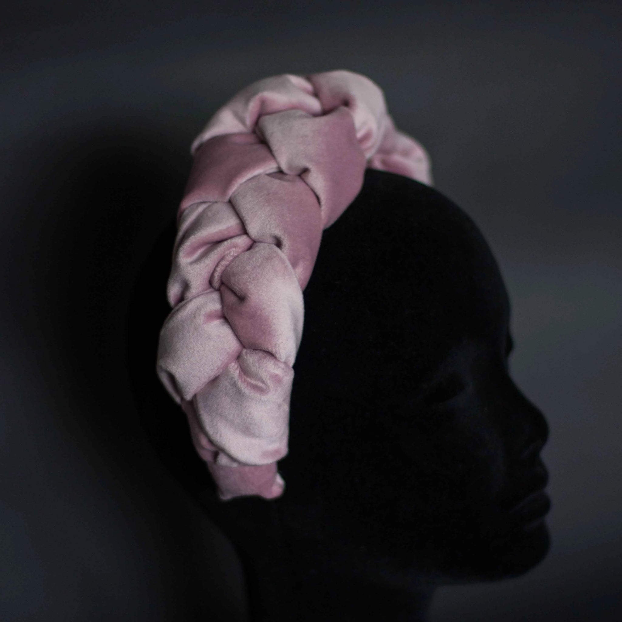 MICHELLE headband in light pink
