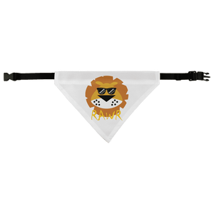 Lion RAWR Pet Bandana
