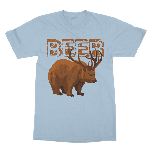 Image of Deer Beer T-Shirt Classic