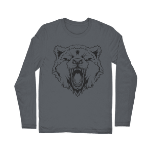 Grizzly Bear Long Sleeve T-Shirt Classic