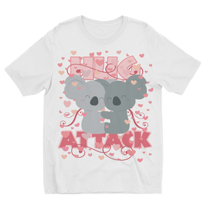 Koala Hug Attack Kids T-Shirt