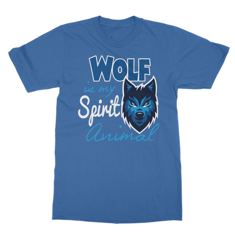 Wolf Spirit Animal T-Shirt