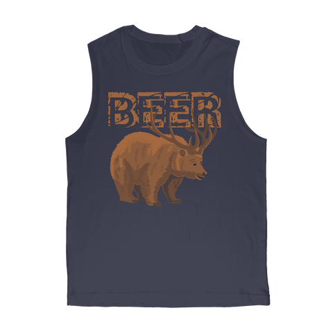 Deer Beer Muscle Top Classic
