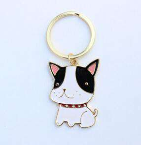 Dogs Pet Keychains