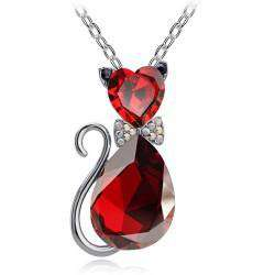 Cat Lover's Necklace FREE Offer - Green Earth Animals