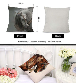 Wild Horses Pillow Covers