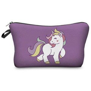 Unicorn Cosmetic Pouches