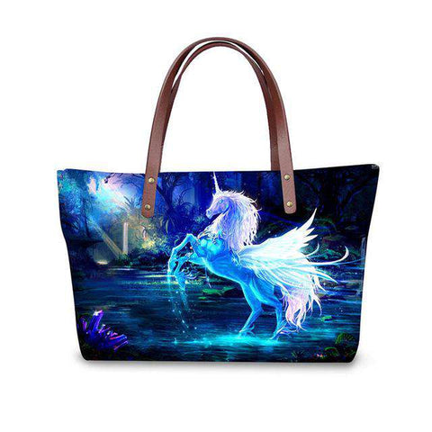 Beautiful Unicorn Handbags