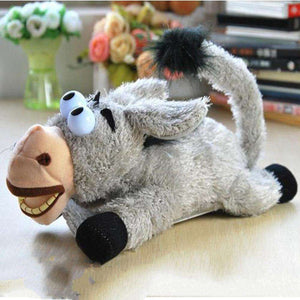 Kids Rolling and Laughing Donkey Toy