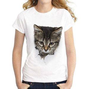 Naughty Kitten T-Shirt