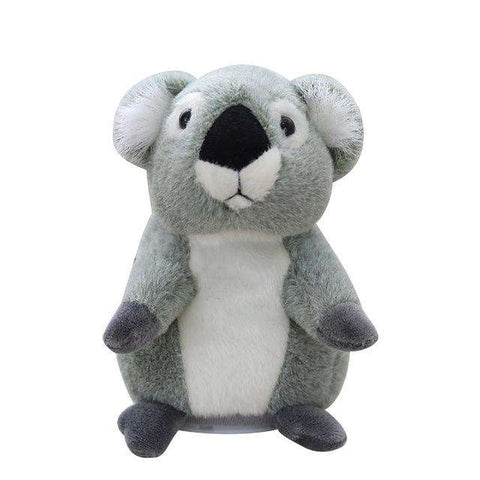 Image of Talking Koala Plush Toy - Green Earth Animals