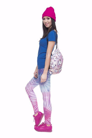 Unicorn Drawstring Knapsack Backpacks