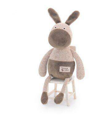 Image of Donkey Stuffed Animals - Green Earth Animals