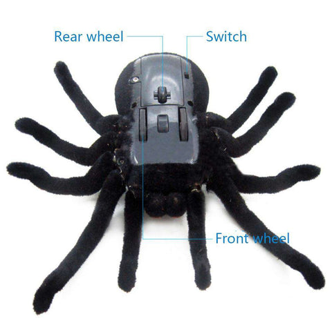 Image of Electronic Remote Control Pet Tarantula Spider