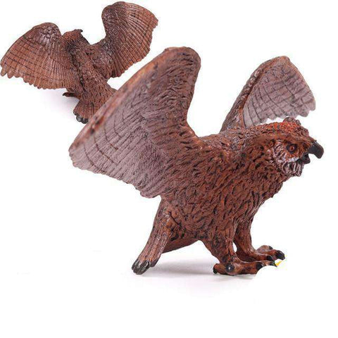 Collectible Eagle Owl Figures