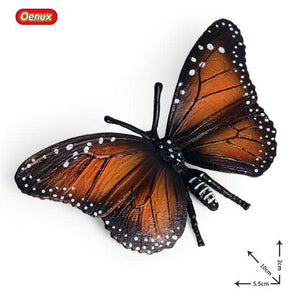 Collectible Monarch Butterfly Animal Figure