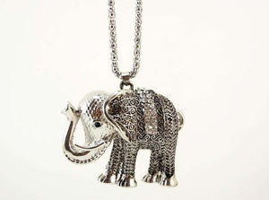 Auspicious Lucky Elephant Necklace