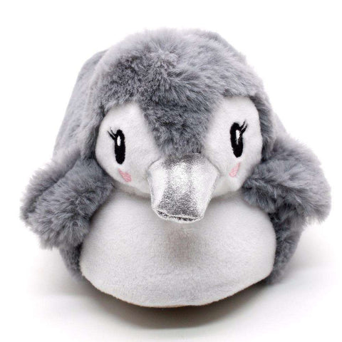 Kids Penguin Chick Soft Sole Slippers