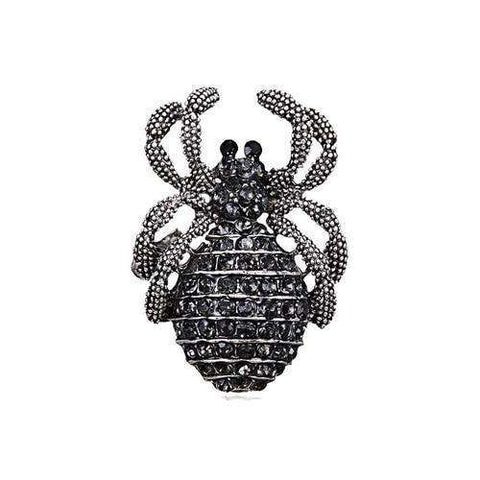 Spider Brooch Jewelry