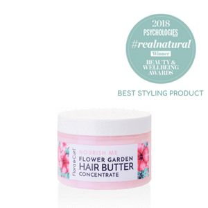 Flower Garden Hair Butter wins 'Best Styling Product'