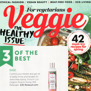 Veggie Magazine - The Healthy Issue