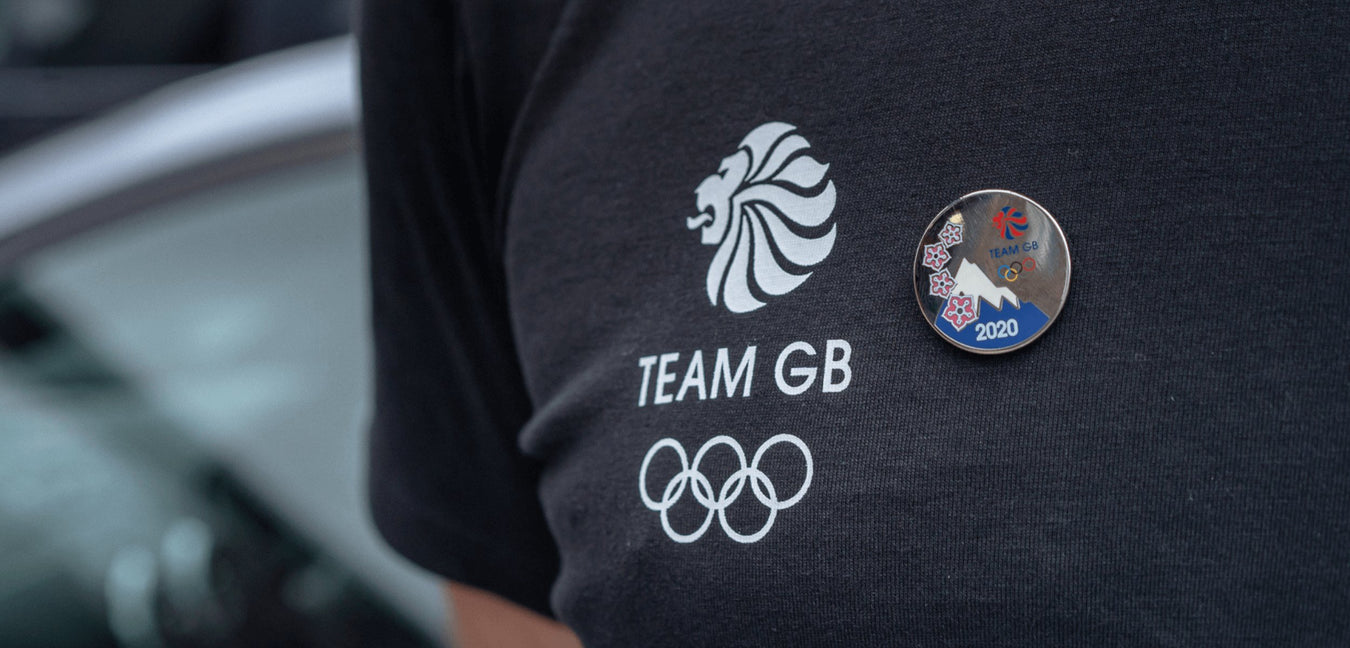 Team GB Pins & Badges Collection