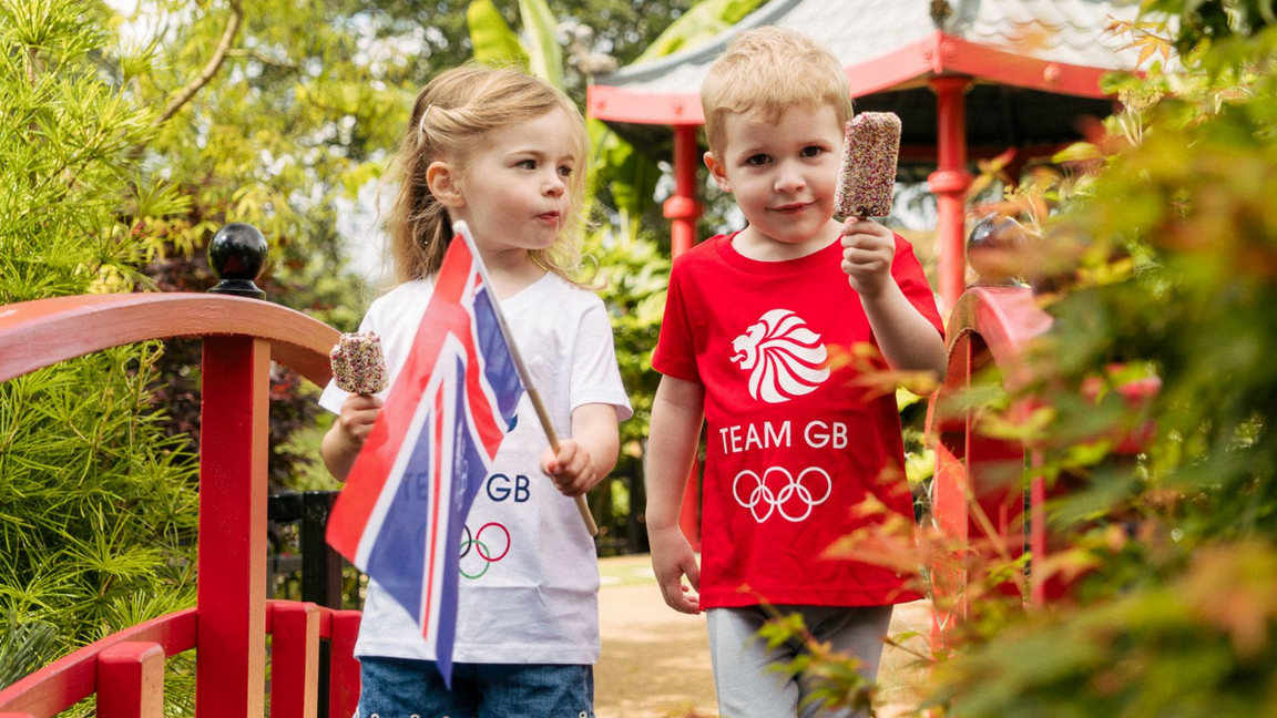 Team GB Kids & Baby Clothing Collection