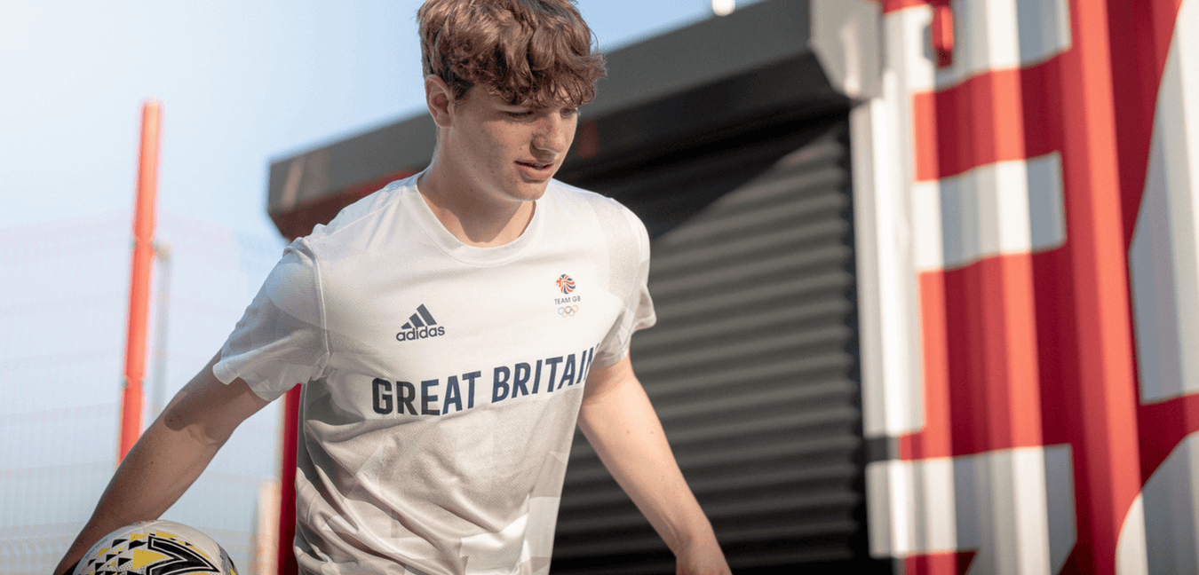 Team GB Men's Clothing Collection