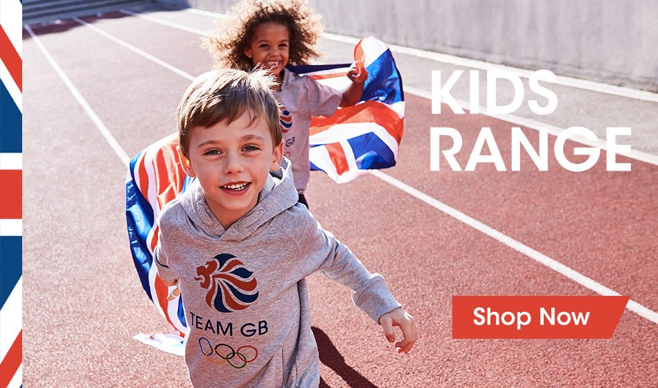 Team GB Kids Range - Shop Now