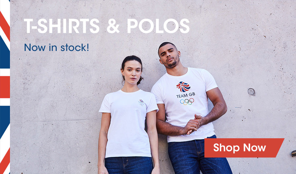 Team GB T-Shirts & Polos - Shop Now