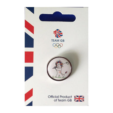 Team GB Pride Golf Pin | Team GB Official Store
