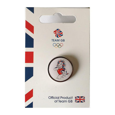 Team GB Pride Rugby Pin | Team GB Official Store