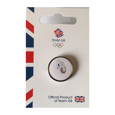 Team GB Pride Aquatics Pin | Team GB Official Store