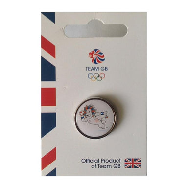 Team GB Pride Handball Pin | Team GB Official Store