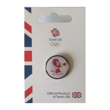 Team GB Pride Boxing Pin | Team GB Official Store