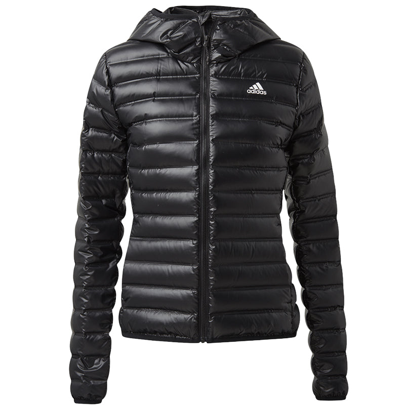 adidas Varilite Hooded Jacket Women's Black