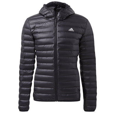 Adidas Varilite Hooded Jacket Men's Black