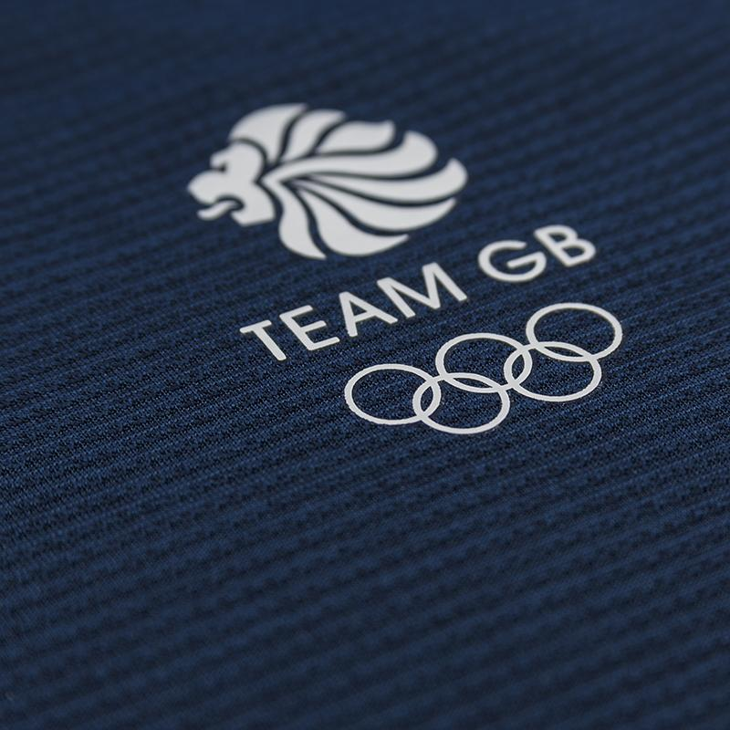 adidas Team GB Technical T-Shirt Women's-Team GB Shop
