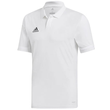 adidas T19 Polo Shirt Men's White