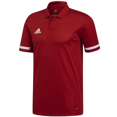adidas T19 Polo Shirt Men's Red