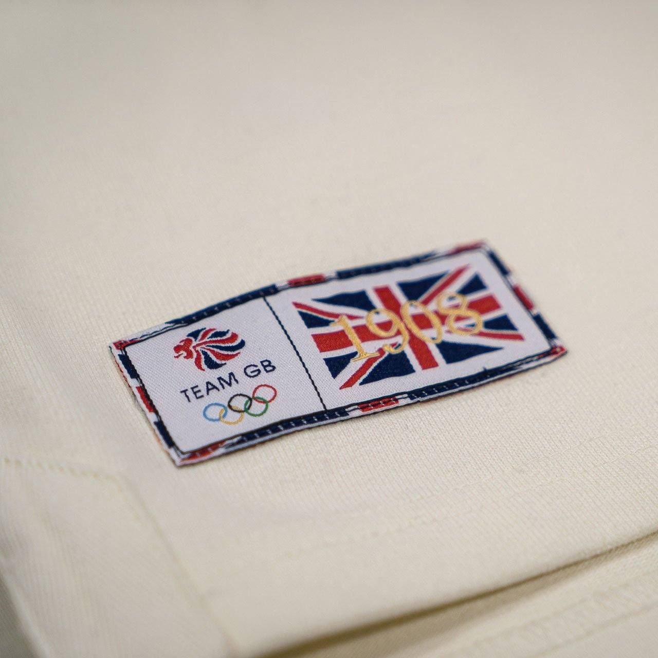 Team GB 1908 Jersey - Ecru | Team GB Official Store