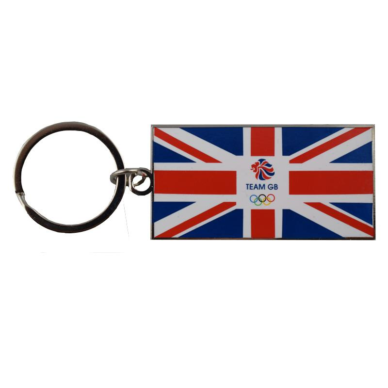 Team GB Union Jack Keyring | Team GB Official Store