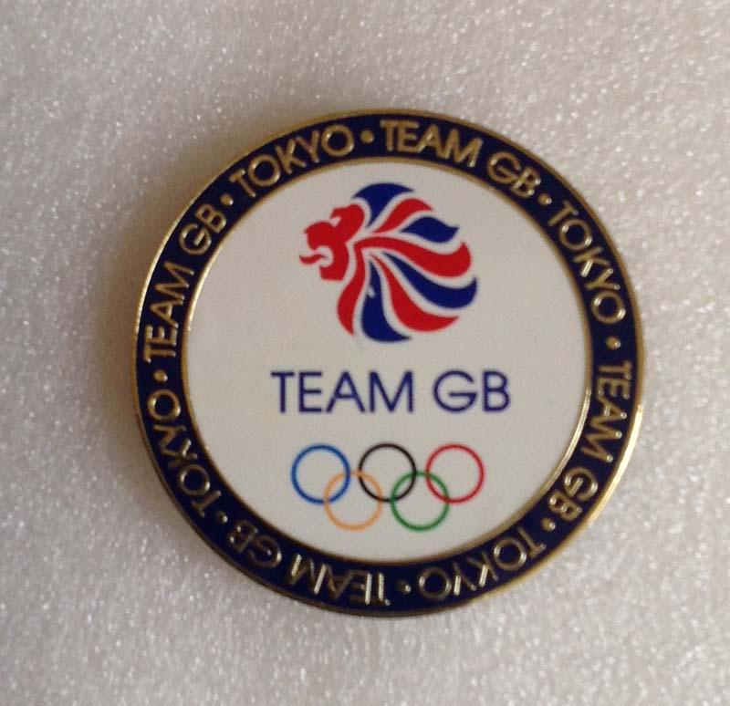 Team GB Tokyo 2020 Limited Edition Coin-Team GB Shop