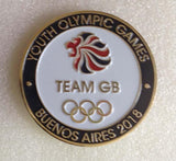Team GB Youth Olympic Games Limited Edition Coin