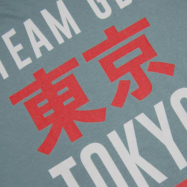 Team GB Izu T-Shirt Men's Citadel Blue | Team GB Official Store