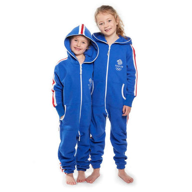 Team GB Swimmers Onesie-Team GB Shop