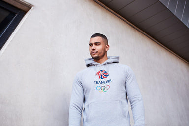 Team GB Olympic Logo Hoodie Men's | Team GB Official Store