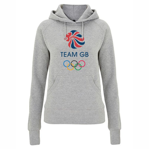 Team GB Olympic Logo Hoodie Women's