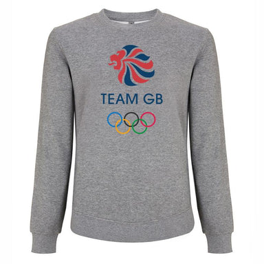 Team GB Olympic Logo Sweatshirt Women's-Team GB Shop